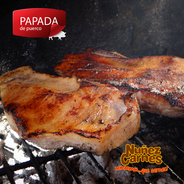 Papada de cerdo en Hermosillo