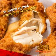 Tiras de pollo en Hermosillo