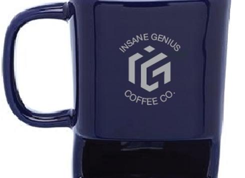 Insane Genius Cookie & Coffee Holder