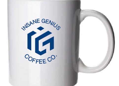 Insane Genius Coffee Mug