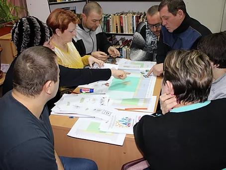 В Шербакульском районе родители создают инклюзивную среду для семейного досуга…