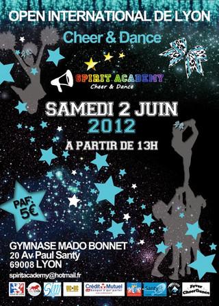 OPEN SACD 2012