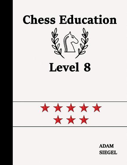 Chess Education Level 8