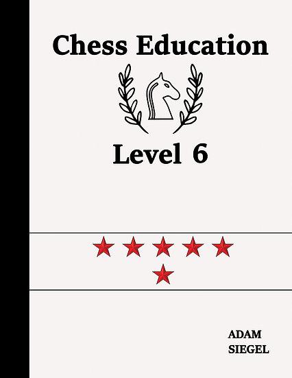 Chess Education Level 6