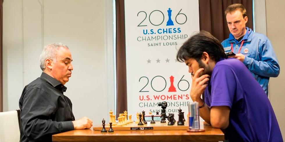 Chess Education April Blitz Tournament