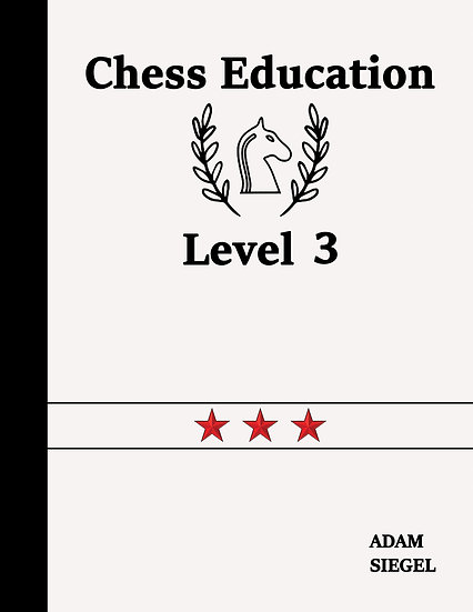 Chess Education Level 3