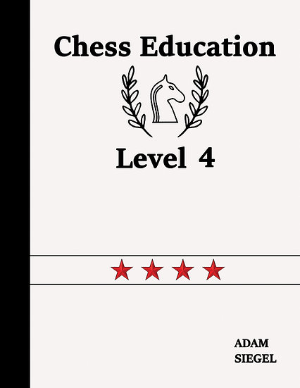 Chess Education Level 4