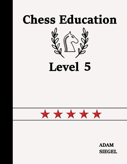 Chess Education Level 5