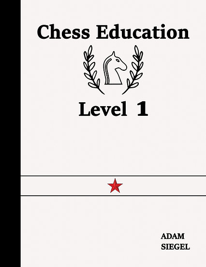 Chess Education Level 1