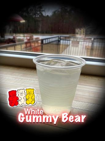 White Gummy Bear