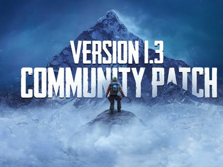 Insurmountable Community Patch 1.3