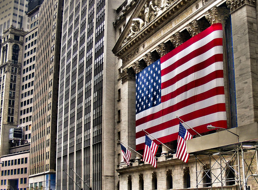 US Equities, Month-End July 2019