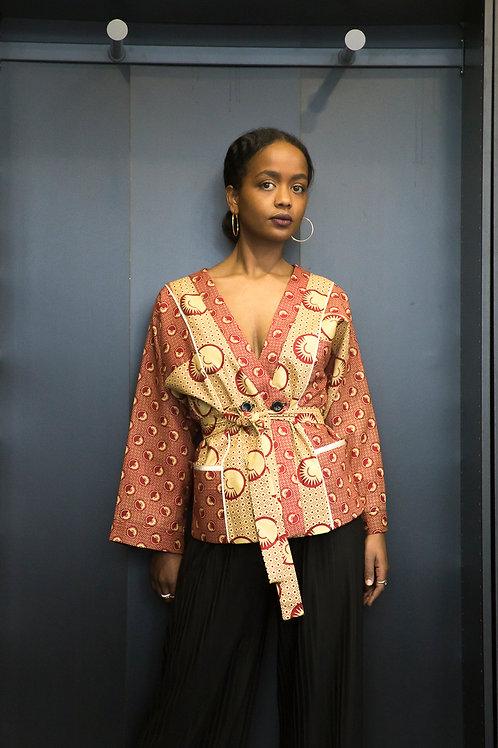 Veste Kimono Mansaya
