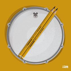 Snare & sticks - 2021