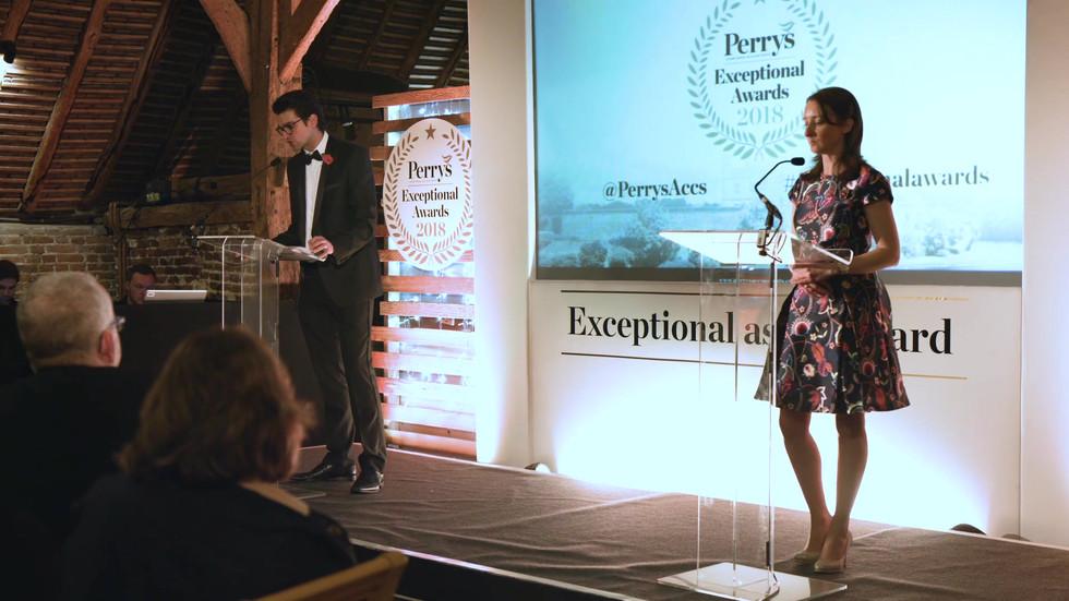 Perrys Awards