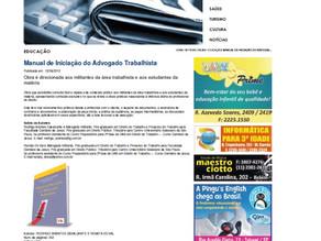 Matéria publicada em Revista sobre obra dos sócios