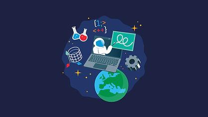 ESA_Education_online_trainings_KV_pillar
