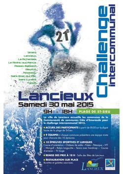 affiche V3 Challenge 2015