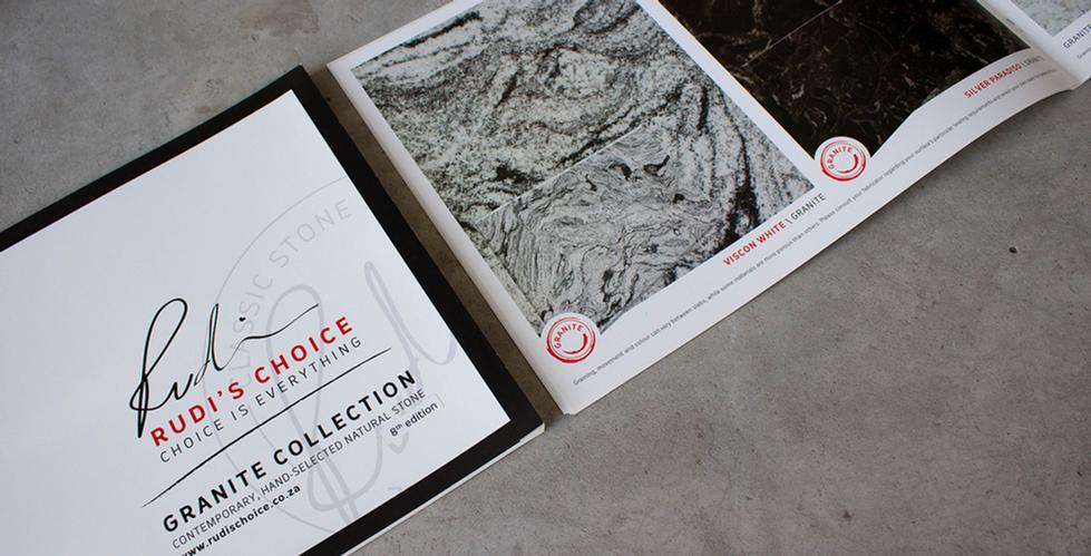 Rudi's Choice Granite Collection