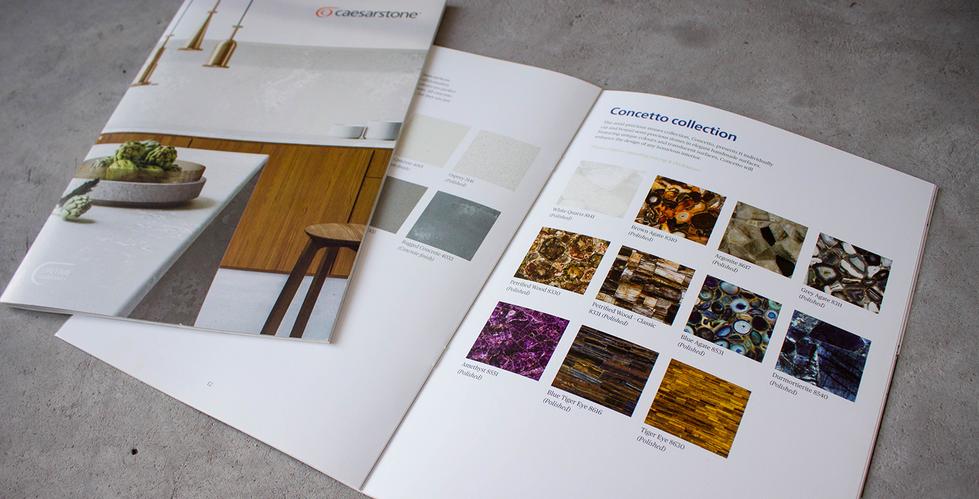 Caesarstone Brochure