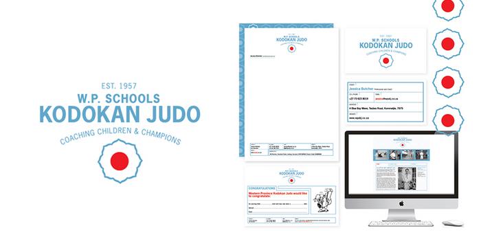 Kodokan Judo Branding