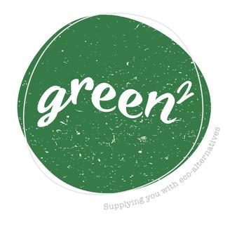 Green Squared Logo Design