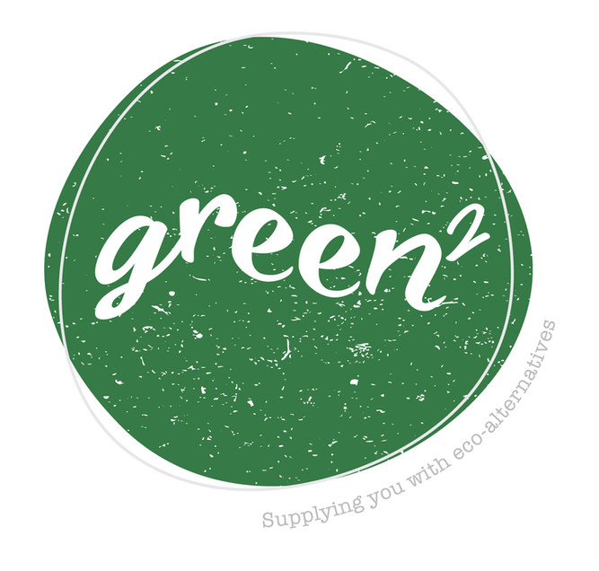Green Squared Logo Design