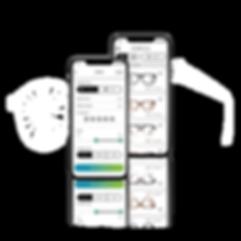 FitsYou eyewear app