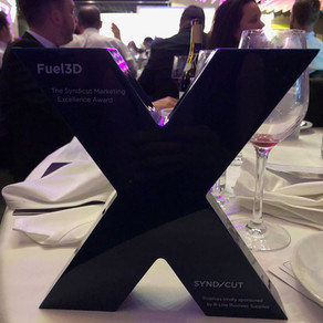 Fuel3D wins at Oxfordshire Business awards
