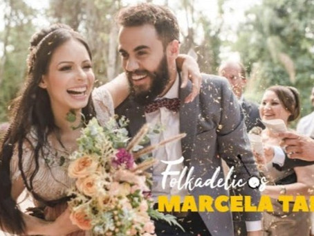 O casamento de Marcela Tais