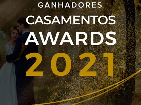 Vencedor Casamento Awards 2021