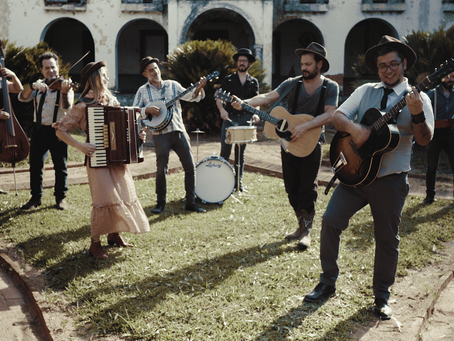 "Música Folk Autoral ""NENHUMA PALAVRA"