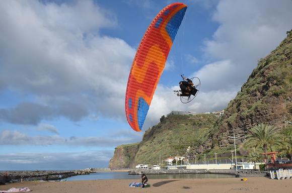 Sky Paragliders FLUX - DGAC / EN 926-1