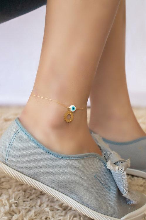 צמיד הרגל היווני שלי