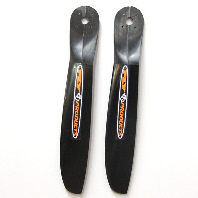 Fly Products Carbon Prop 2 Blade 122 Top 80 Red 3.6 EC2-R