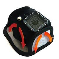 Apco-actionkamera teline