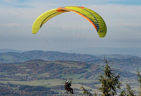 Sky Paragliders Apollo  BI - EN / LTF C