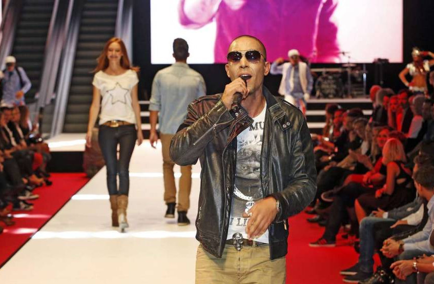 Patrick Miller @Face of Germany