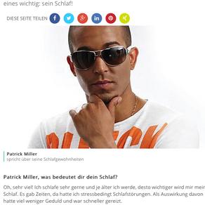 "Interview ""Tages Anzeiger"""