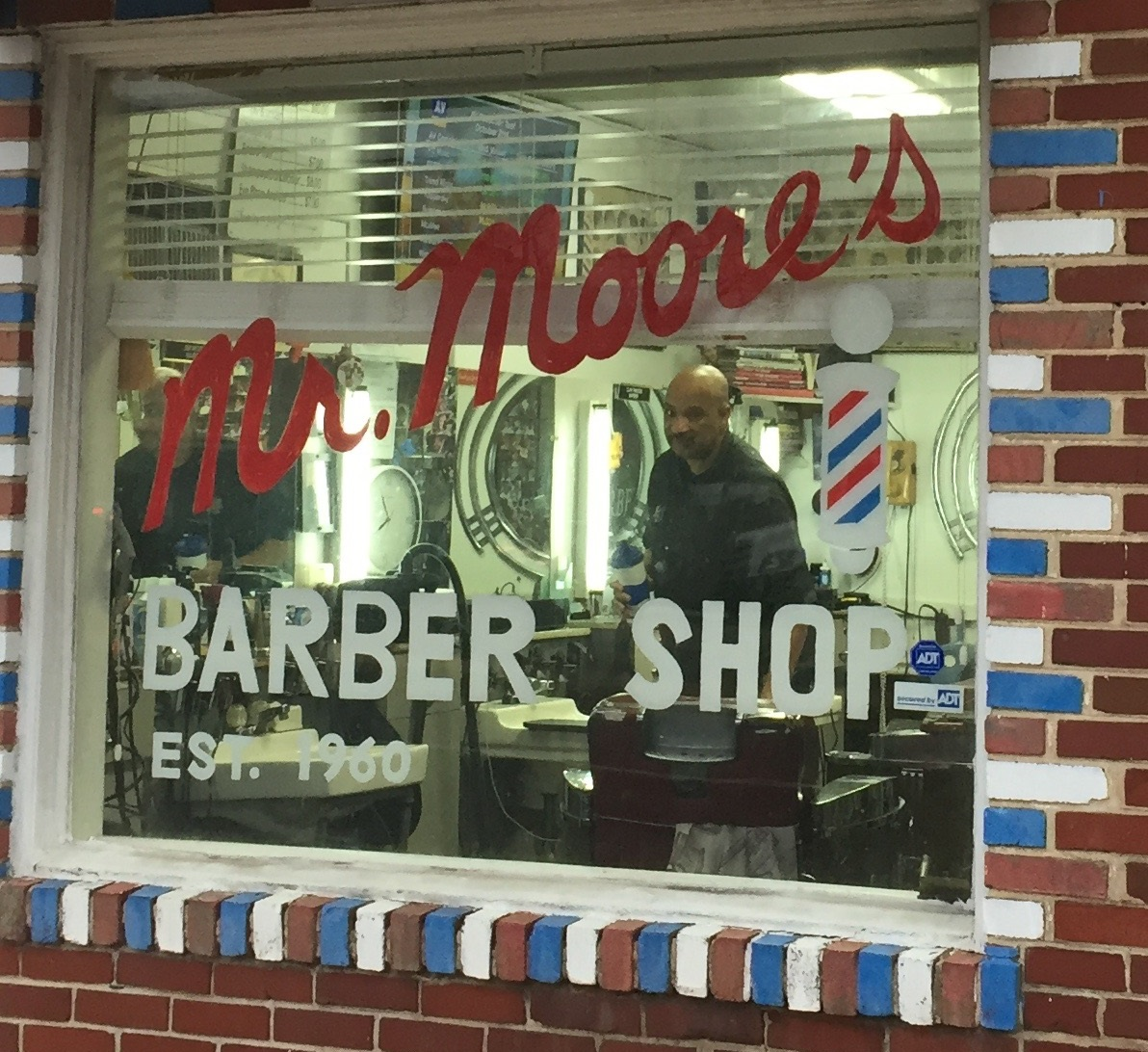 Moore's Barber Shop