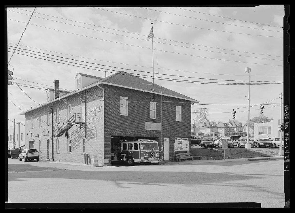 Cherrydale FH_library of congress