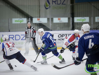 HK Mogo Latvijas čempionāta spēlē zaudē HK Zemgale/LLU