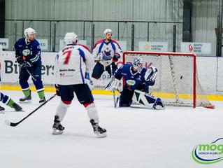 Mogo/LSPA izbraukumā piekāpjas Zemgale/LLU hokejistiem