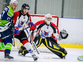 HK Mogo Latvijas čempionāta ceturtajā pusfināla spēlē ar 6:4 uzvar HK Zemgale/LLU hokejistus
