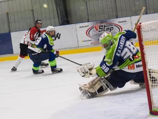 HK Mogo Latvijas čempionāta izbraukuma spēlē ar 4:3 uzvar HK Zemgale/LLU