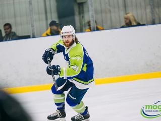 HK Mogo uzvar Latvijas čempionus HK Kurbads
