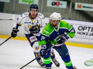 HK Mogo Latvijas čempionāta spēlē pēcspēles metienu sērijā piekāpjas HK Kurbads