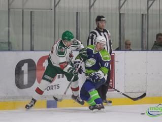 HK Mogo Latvijas čempionāta izbraukuma spēlē ar 5:3 uzvar HK Liepāja/Optibet