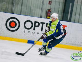 HK Mogo Latvijas čempionāta finālsēriju sāk ar uzvaru