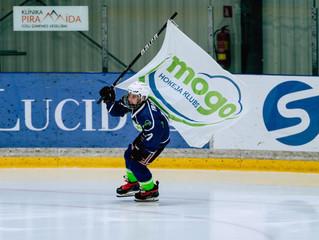 Mogo otro reizi nedēļas laikā apspēlē Olimp hokejistus